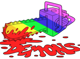 Demons : A gay dark comedy short film