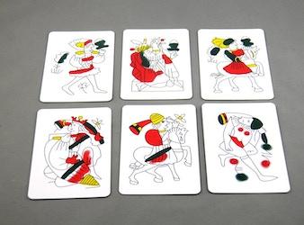 Morsica Playing Cards