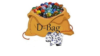 """d-Bag"" - A new kind of Dice Bag for more organized gamers"