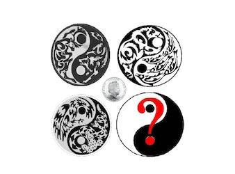PREDATOR/PREY Silver Coin Crowdfunded Coin Design