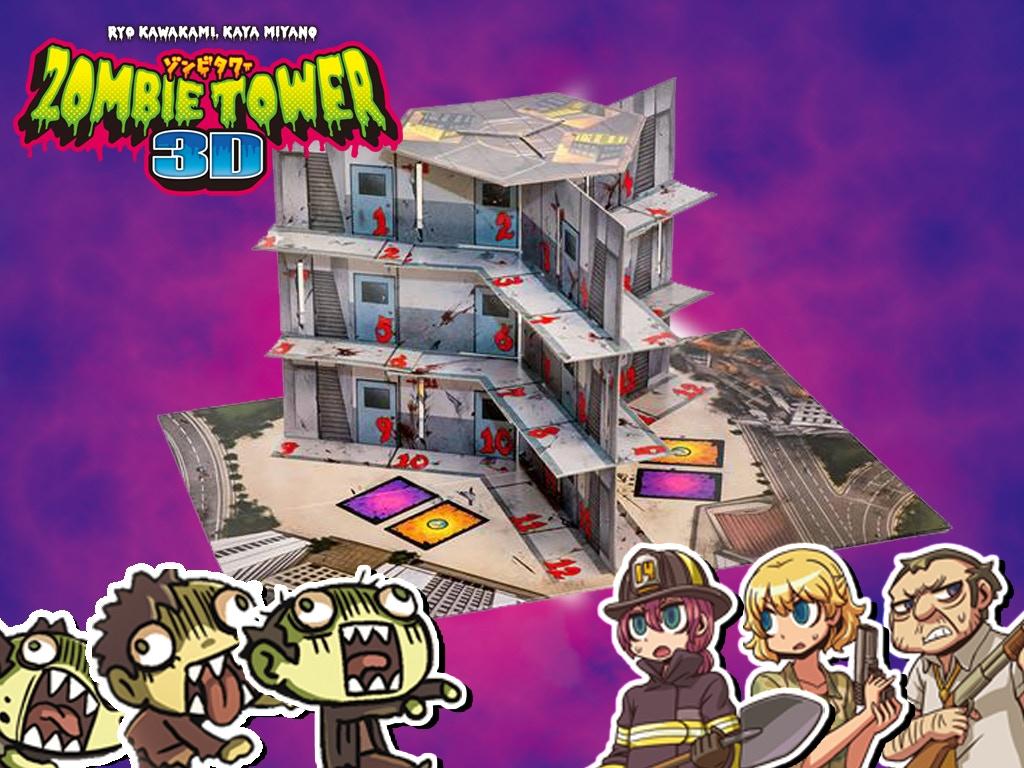 Zombie Tower 3D miniatura de video del proyecto