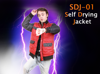 SDJ-01: Self-Drying Jacket