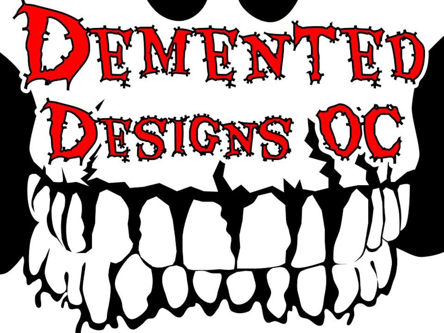 Opening Demented Designs Oc Store By Renee Tennies