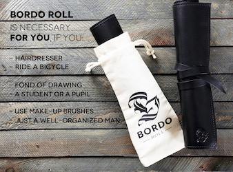Bordo Roll: Stylish Taming Tool Chaos!