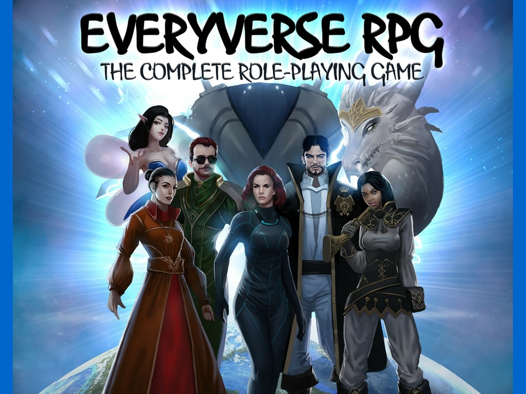 Realizing a Dream -- Publishing EVERYVERSE RPG project video thumbnail
