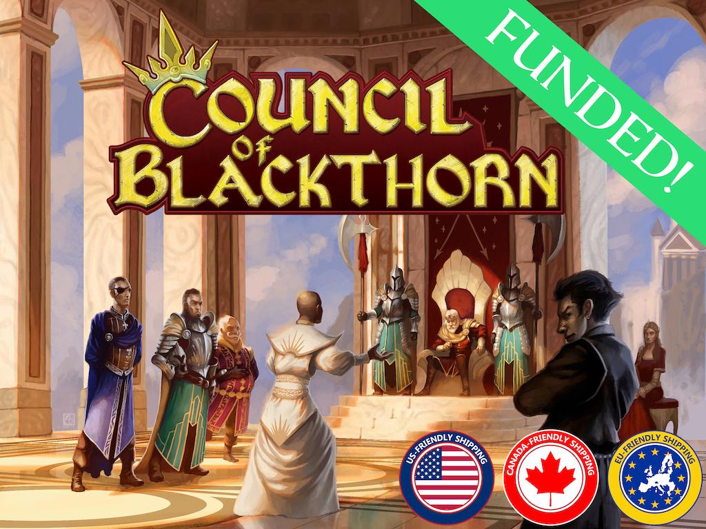 Council of Blackthorn miniatura de video del proyecto