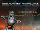 Click here to view Monster Training a central hub for creative training online
