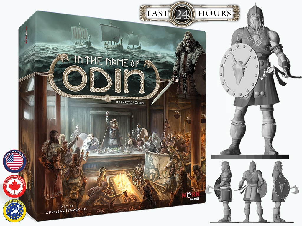 In the Name of Odin miniatura de video del proyecto