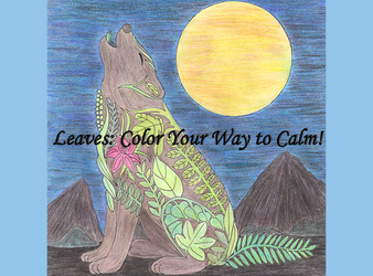 Leaves: Color Your Way to Calm