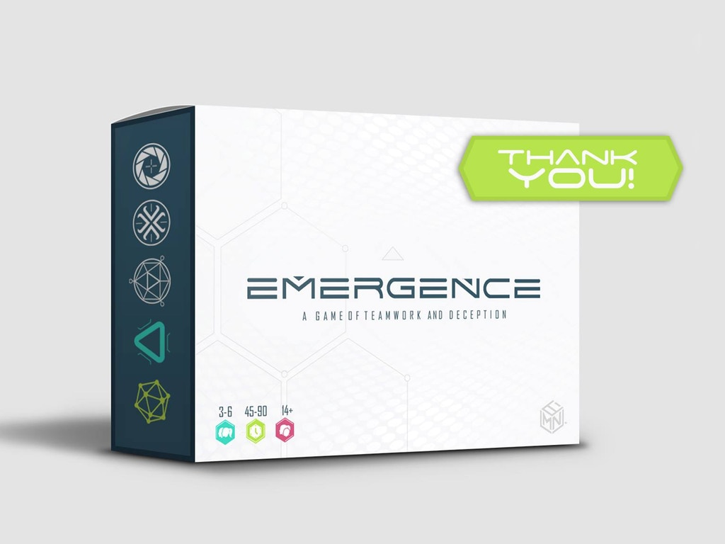 Emergence - A Game of Teamwork and Deception