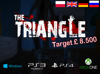 The Triangle ( Horror PC Game )