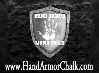 Hand Armor Liquid Chalk-Ultimate Sports Chalk Help Patent
