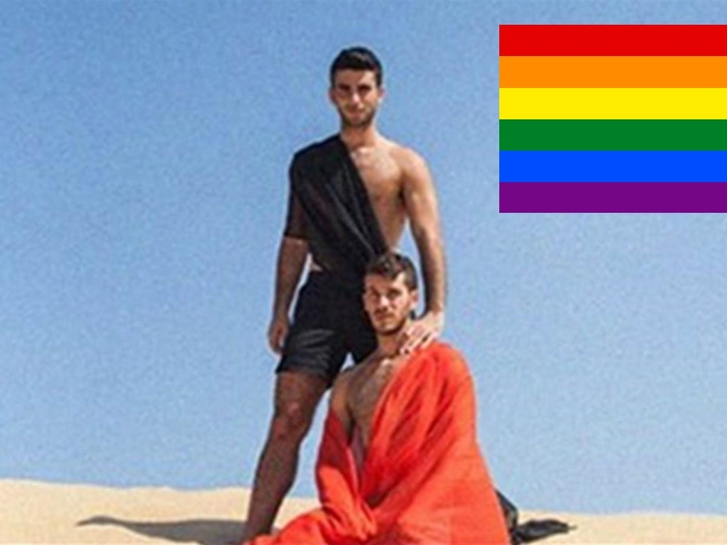 ISIS: A Gay Love Story is the Kickstarter project you should all back