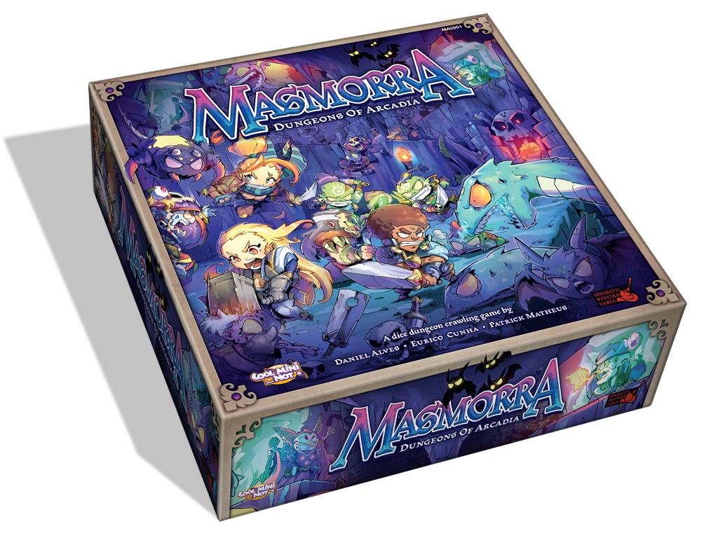 Masmorra: Dungeons of Arcadia miniatura de video del proyecto