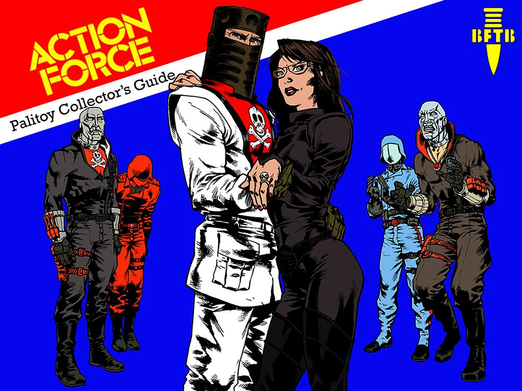 Palitoy Action Force - Guide des collectionneurs Photo-original