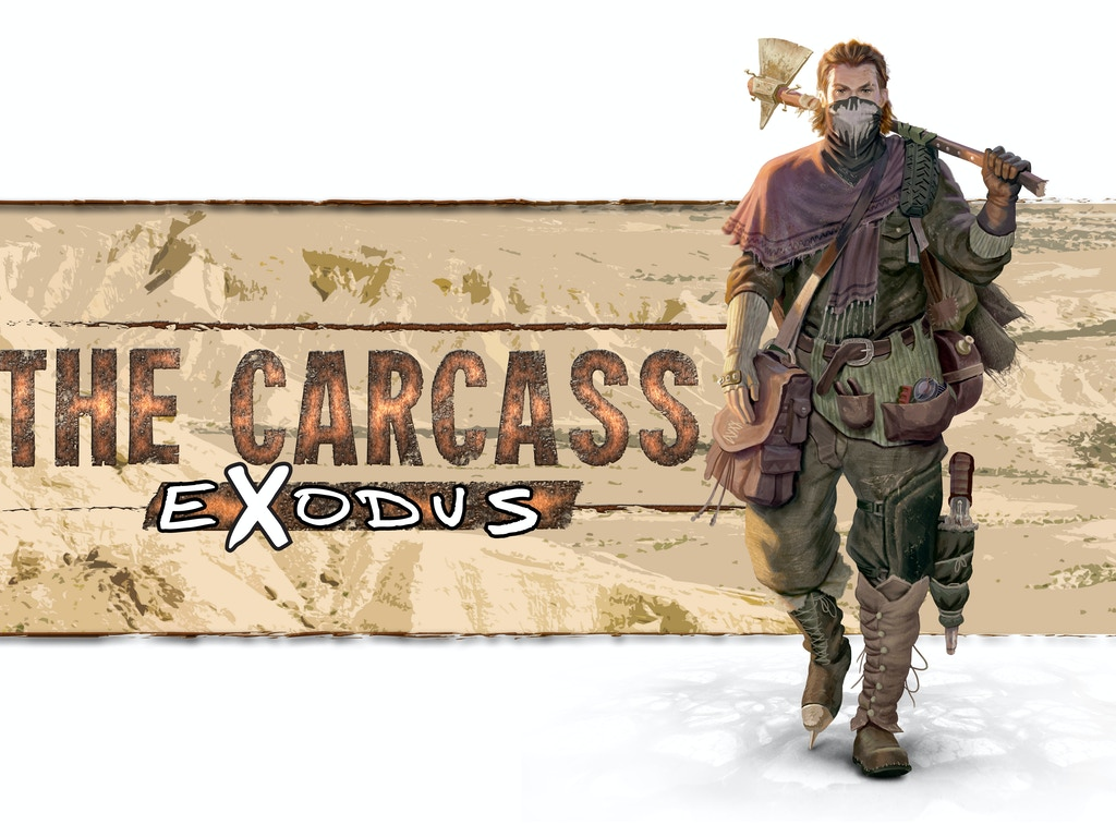 The Carcass: Exodus project video thumbnail
