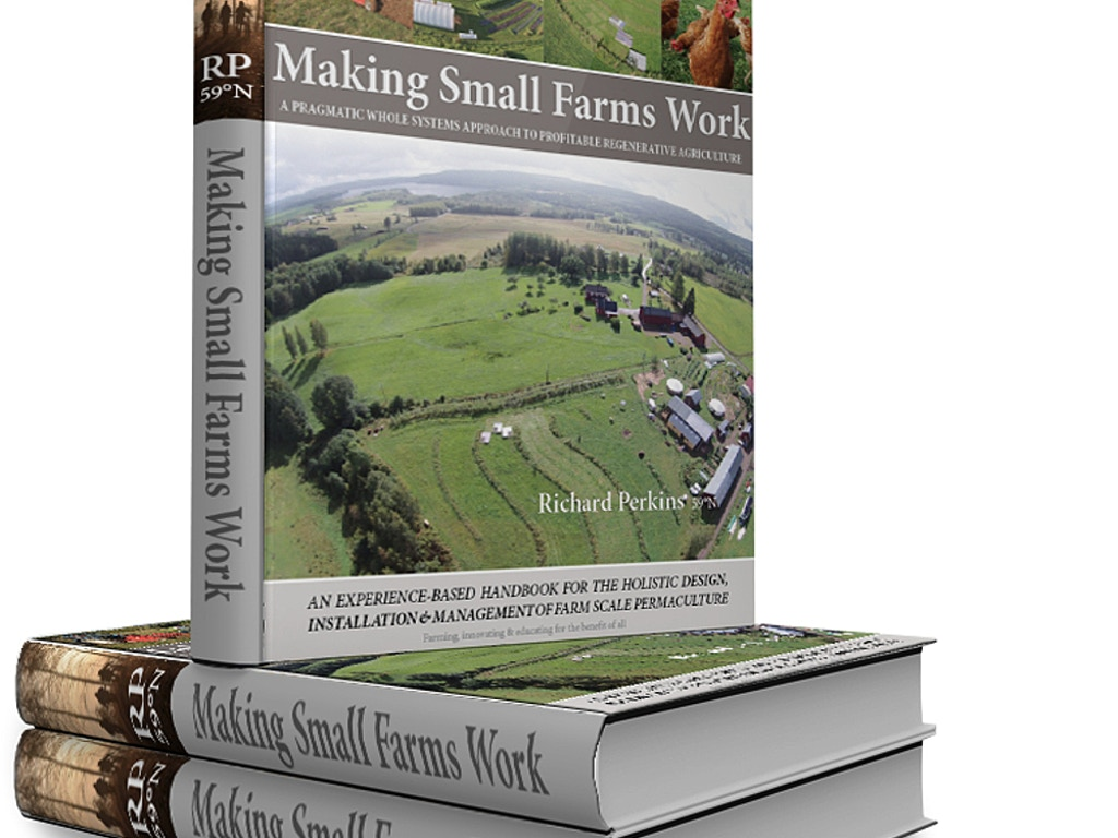 Making small farms work by richard perkins kickstarter campaign source ridgedale permaculture fandeluxe Image collections