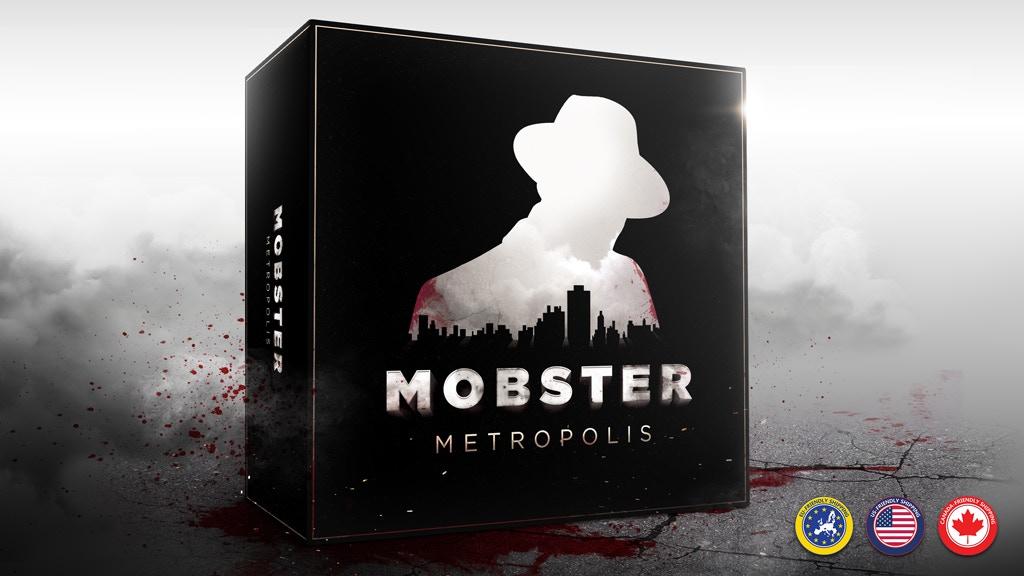Mobster Metropolis miniatura de video del proyecto