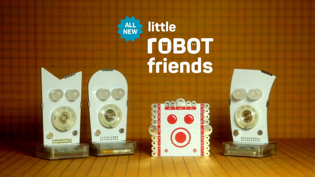 All New Little Robot Friends (Canceled)