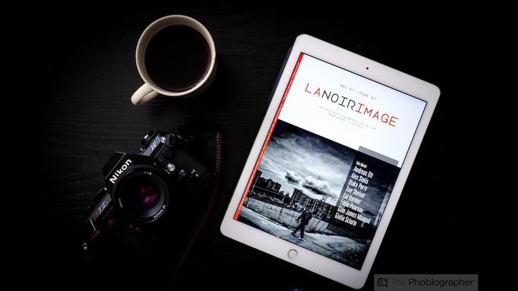 La Noir Image- Documenting the Monochrome Lifestyle