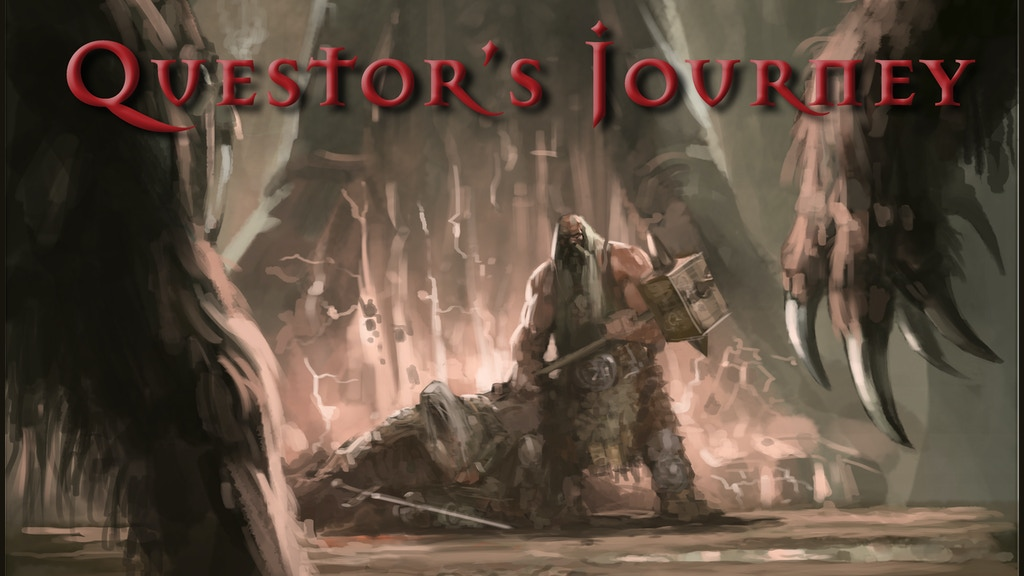 Questor's Journey project video thumbnail