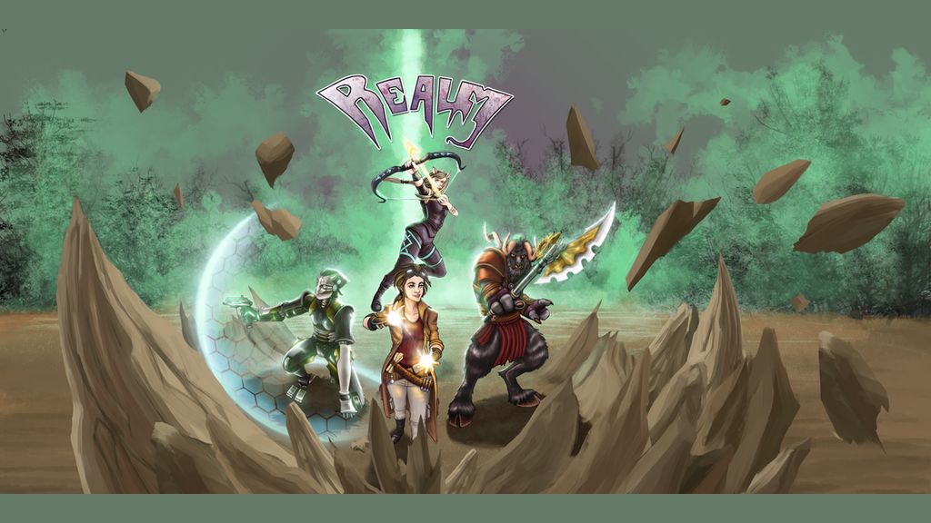 Realm project video thumbnail