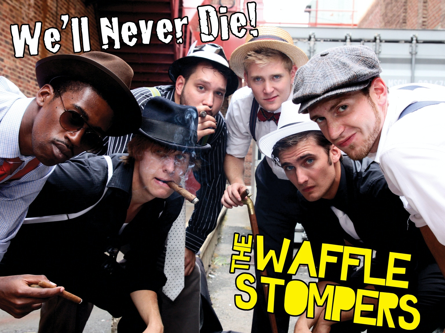 Waffle Stompers Band The Waffle Stompers Need Your