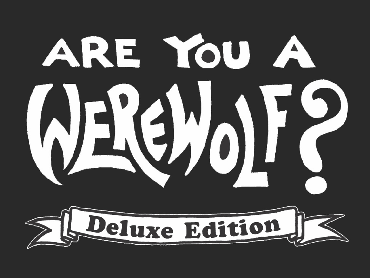 Are You A Werewolf? - Deluxe Edition by Looney Labs ...