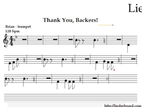 Liederboard: A Digital Music Composition Notebook by Daniel Favela