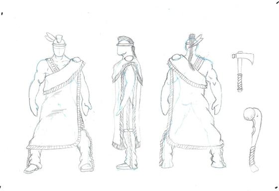 Going Native: Warpath by Paymaster Games — Kickstarter