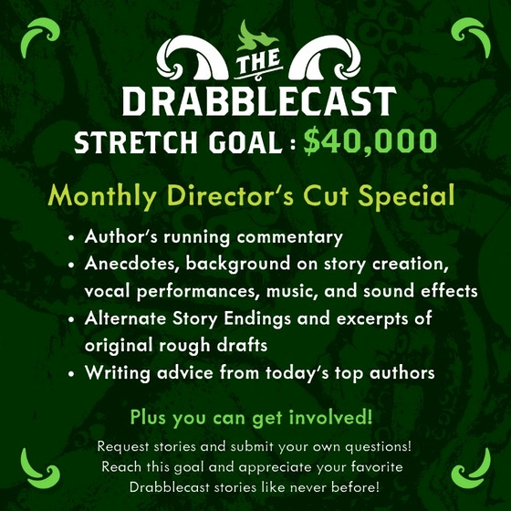 The Drabblecast Reborn by Norm Sherman — Kickstarter