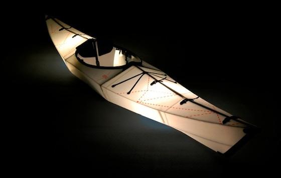 oru kayak the origami folding boat by oru kayak kickstarter. Black Bedroom Furniture Sets. Home Design Ideas