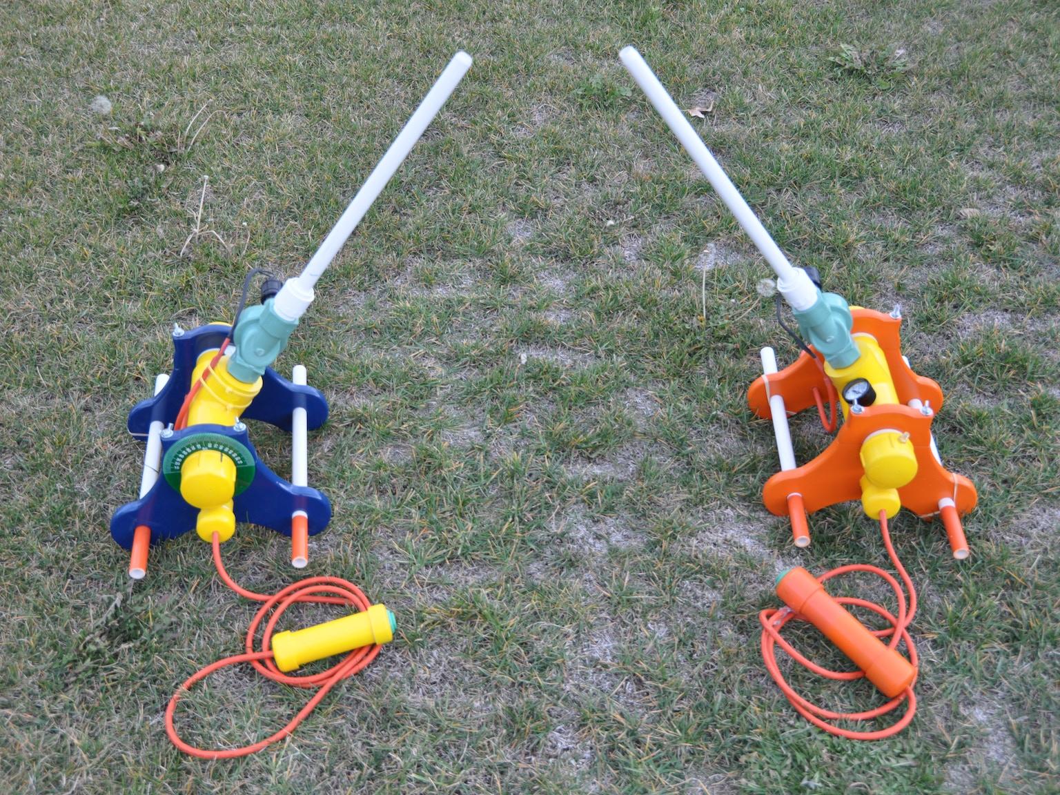 Still Going! Paper Rocket Launcher