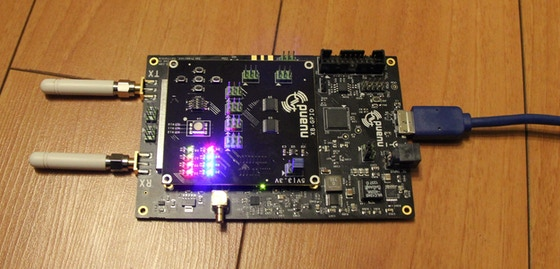 bladeRF - USB 3 0 Software Defined Radio by Nuand — Kickstarter