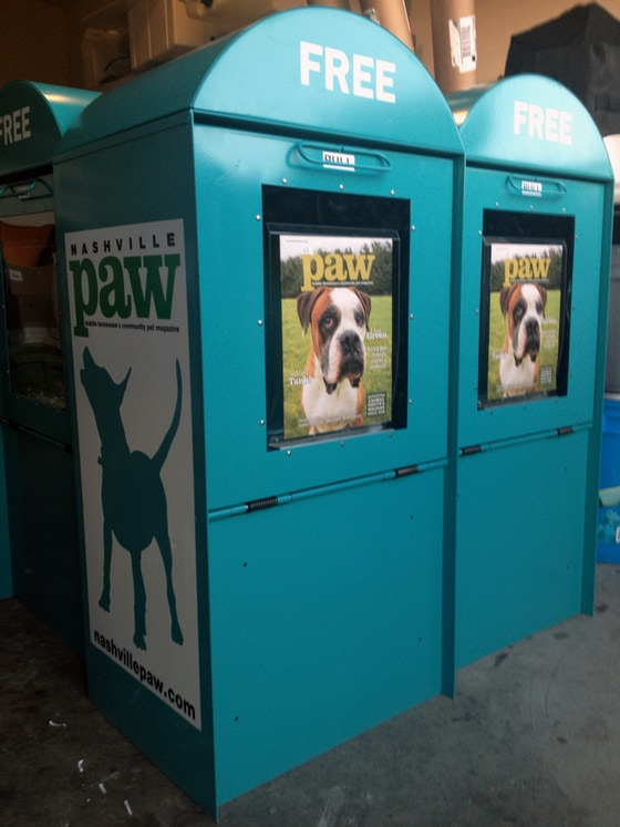 Nashville Paw: Middle Tennessee's Community Pet Magazine by