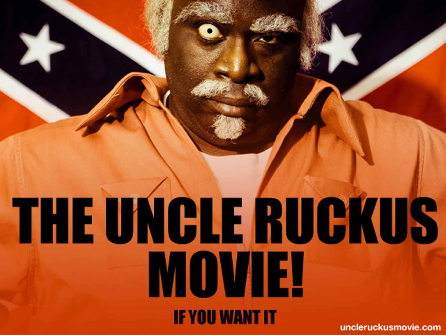 Uncle Ruckus Movie Kickstarter