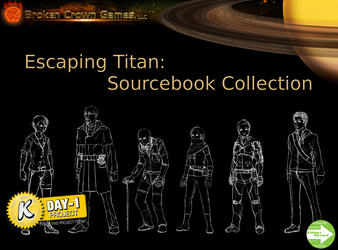 Escaping Titan - Sourcebook Collection