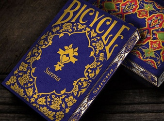 Surena: The Persian Bicycle Playing Cards - USPCC