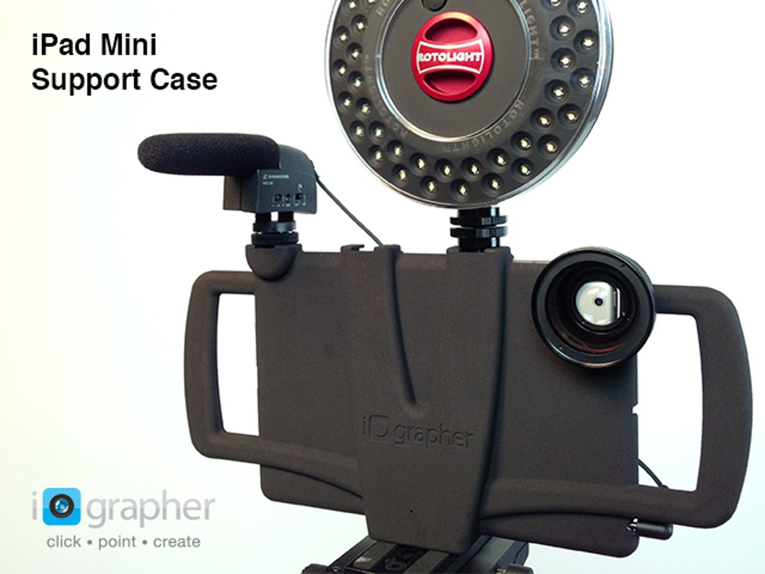 iOgrapher Support Case for iPad Mini by Dave Basulto ...