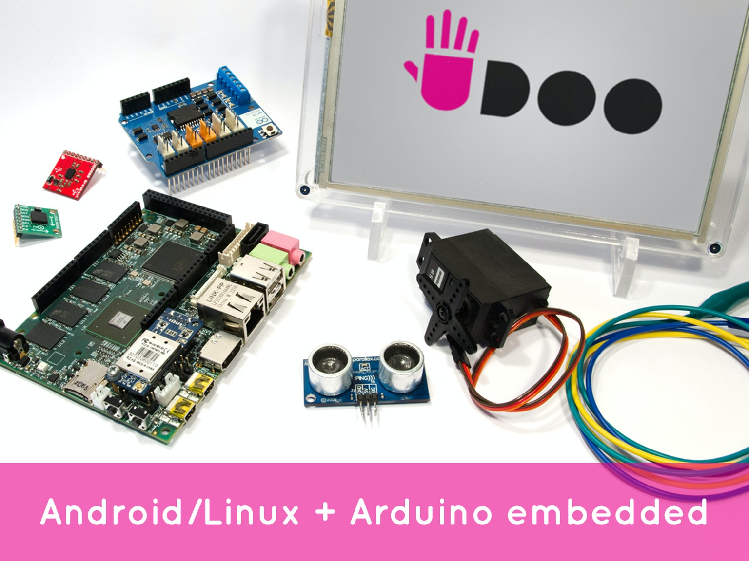 Udoo Takes Your Diy Projects To The Next Level And It S A