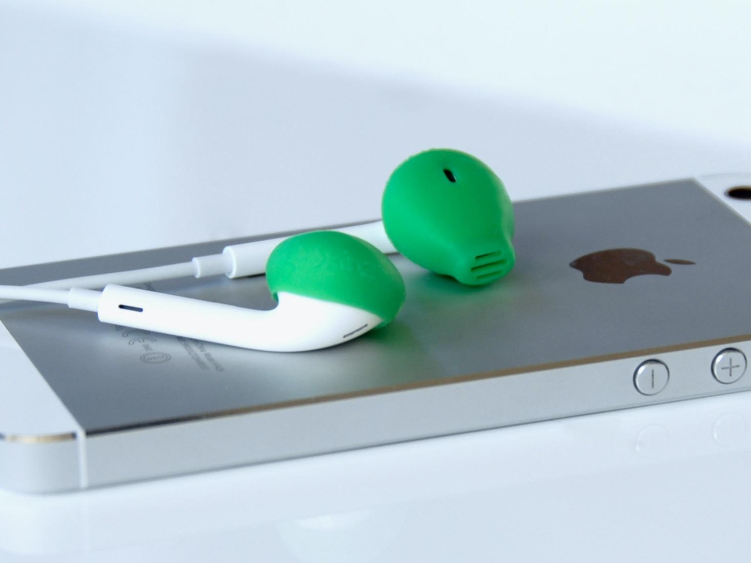 EarSkinz for EarPods by EarSkinz —Kickstarter