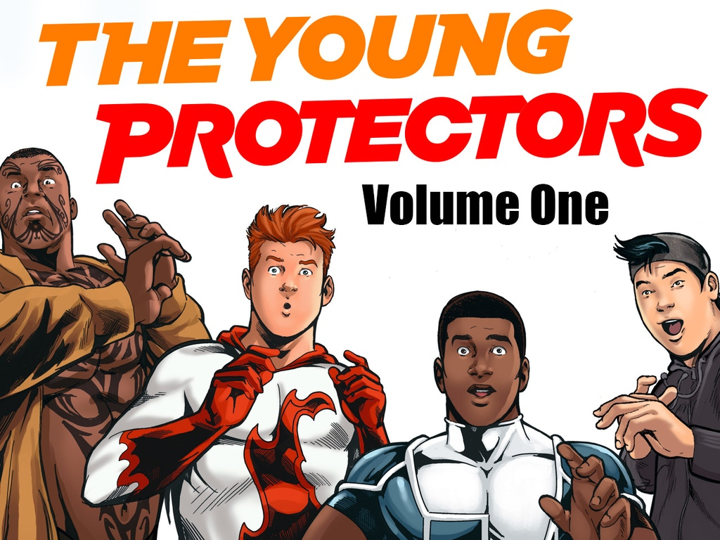 THE YOUNG PROTECTORS Vol 1 project video thumbnail
