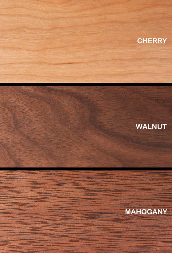 Mahogany Wood Color Rgb ~ Clockos billet aluminum or steampunk versions by