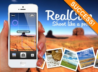 RealCam. Shoot Like a Pro.