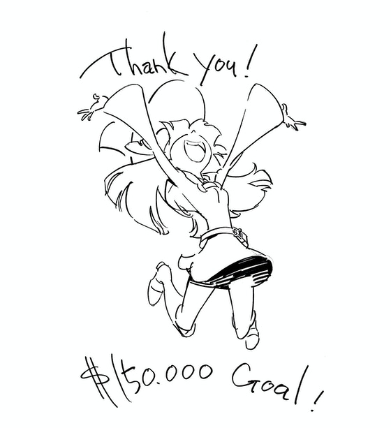 Little Witch Academia 2 by Studio TRIGGER » A big thank
