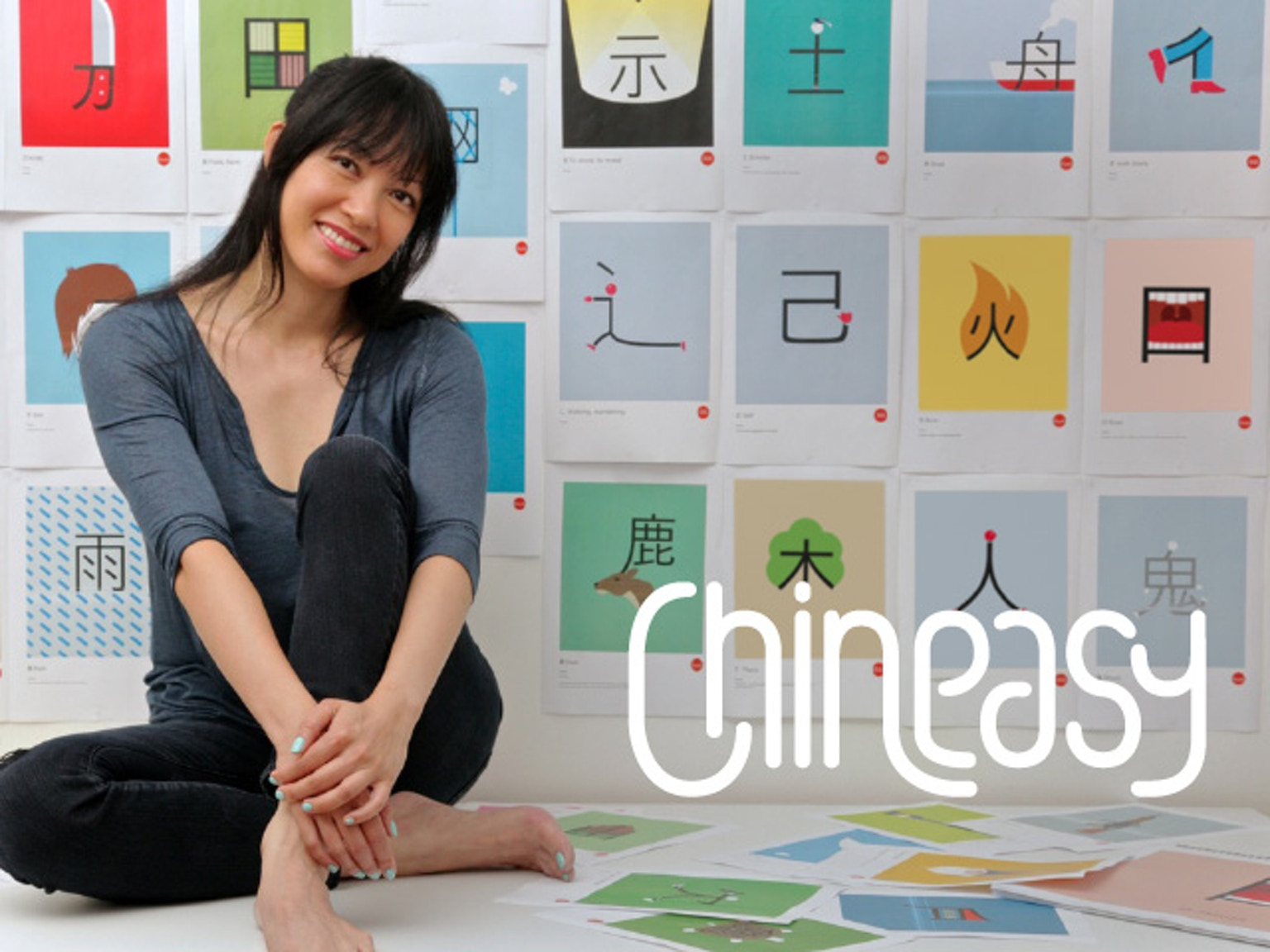 Chineasy: The New Way to Read Chinese by ShaoLan Hsueh ...
