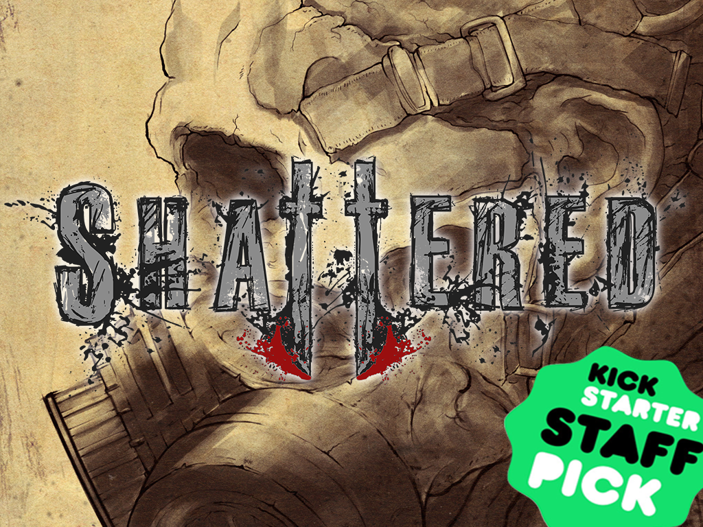 Shattered: A Dark Steampunk Tabletop RPG's video poster