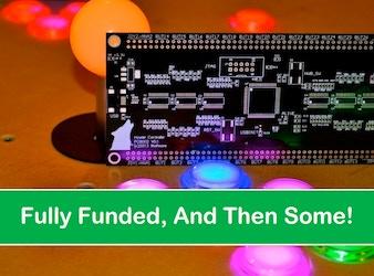 Howler Open Source Arcade Controller