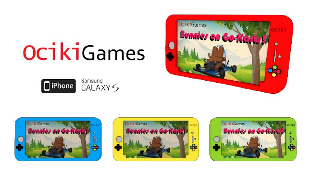 Ociki Gamepad