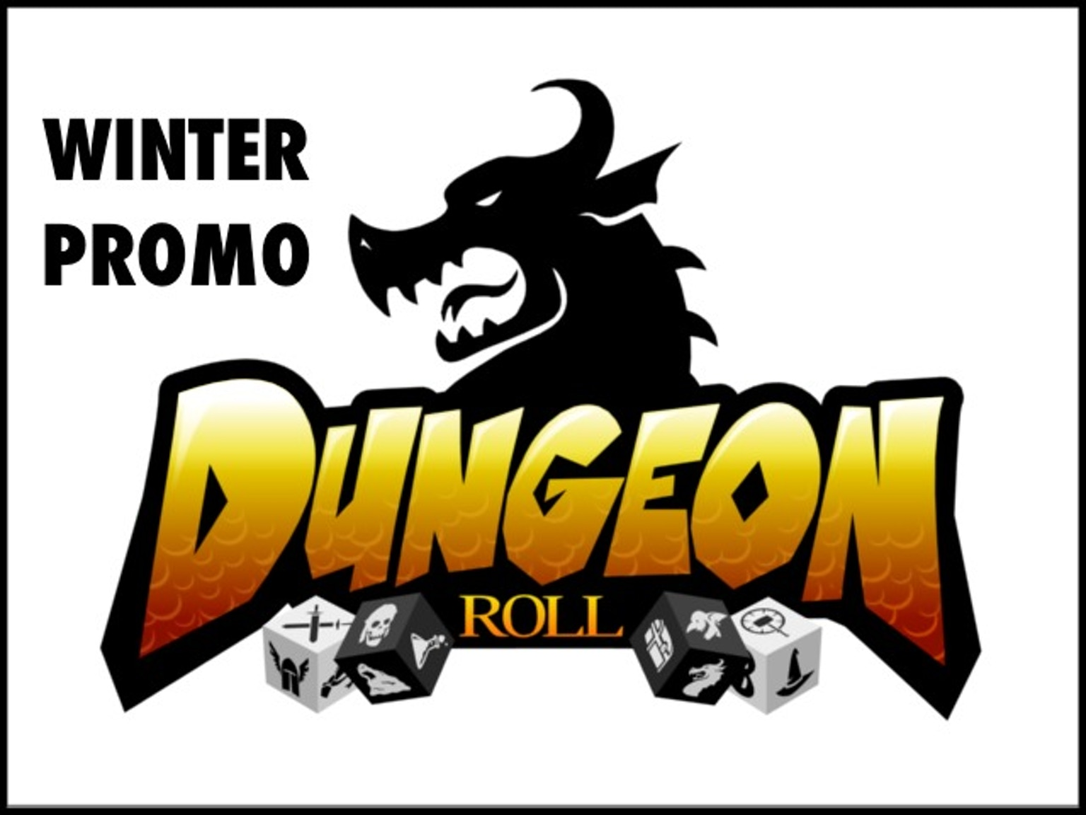 Dungeon Roll - Winter Promo Pack by Michael Mindes ...